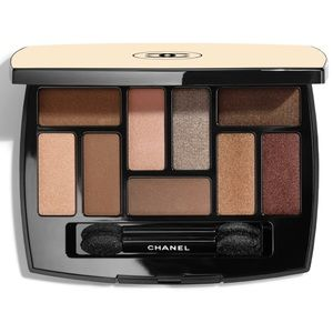 🆕 chanel LES INDISPENSABLES eyeshadow palette